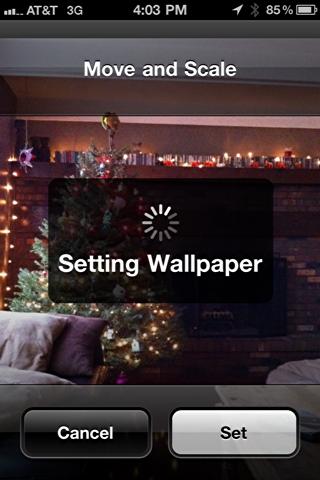 iphone set lock screen wallpaper 5