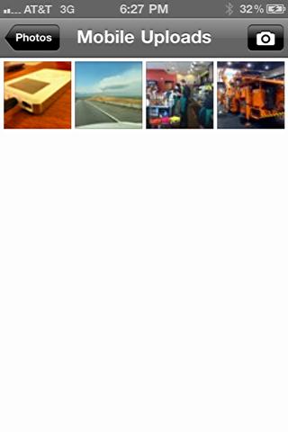 iphone upload photo facebook 9a