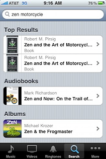 itunes buy audiobook iphone 4