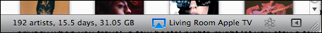 itunes enable airplay 5