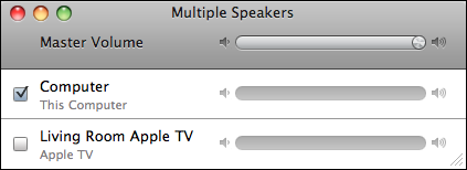 itunes enable airplay 7