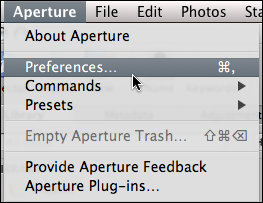 mac aperture speed up 1
