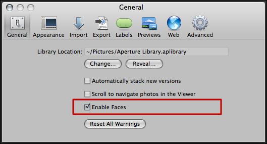 mac aperture speed up 2