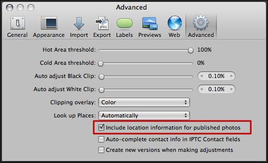 mac aperture speed up 3