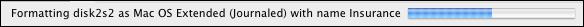 mac disk utility formatting disk in progress