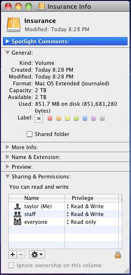 mac pdf says its hard drive