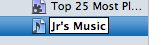 mac itunes naming playlist