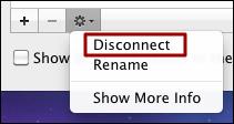 mac mini wireless keyboard disconnect