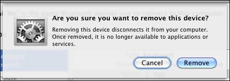 mac mini wireless keyboard unpair confirm