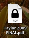 mac secure protected pdf icon