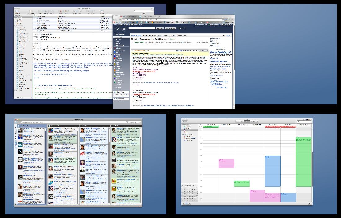 mac spaces 4