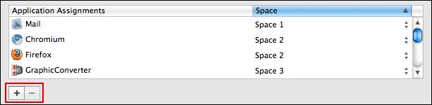mac spaces 5