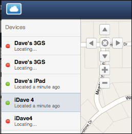 mobile me find my iphone 5