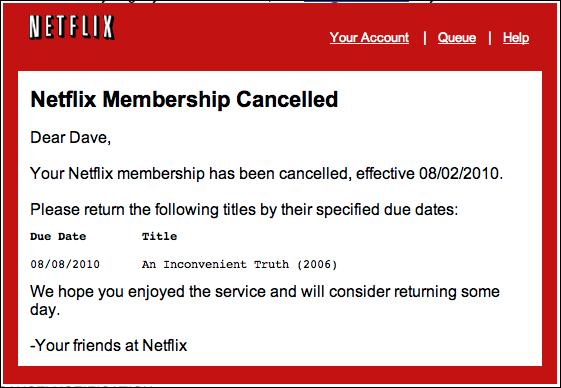 netflix cancel 6