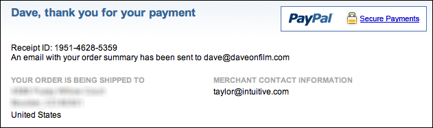 how to cancel a paypal credit transaction