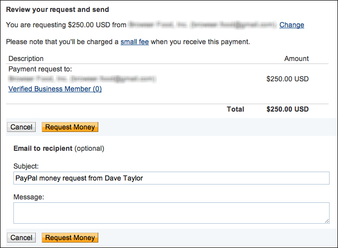 how to change paypal account email address on ebay
