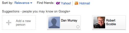 add user google plus invite 3