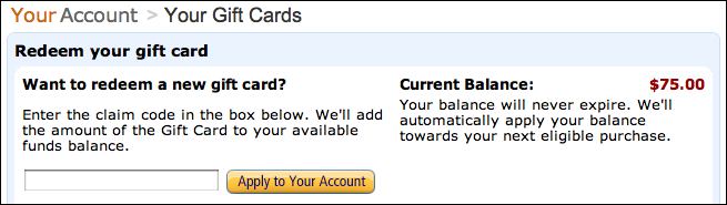 amazon claim giftcard certificate 3