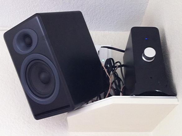 audioengine n22 p2 setup