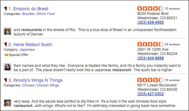 Best Restaurant Yelp 5