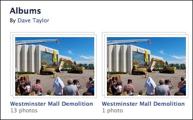 facebook delete photo album 1