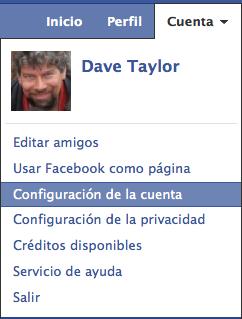 www facebook com español inicio