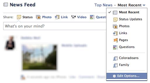 facebook hide unhide newsfeed friend 3