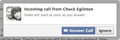 facebook video chat calling setup 16