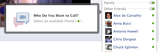 facebook video chat calling setup 2