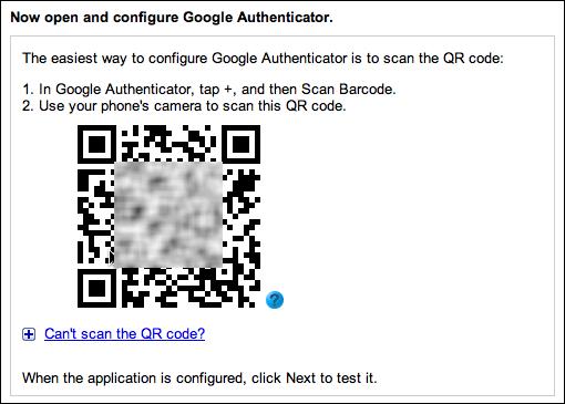 google gmail 2 step verification 6