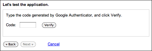 google gmail 2 step verification 7