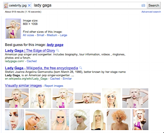 google image search 5