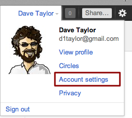 How do I change my Google Plus profile picture? - Ask Dave ...