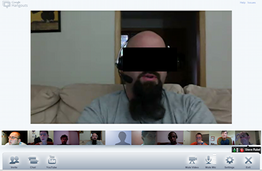 google plus hangout 4