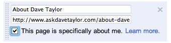 google rel=author 2