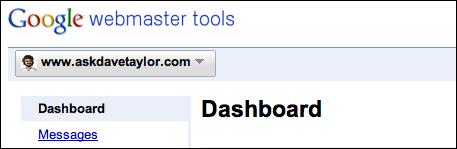 google webmaster verify site 8