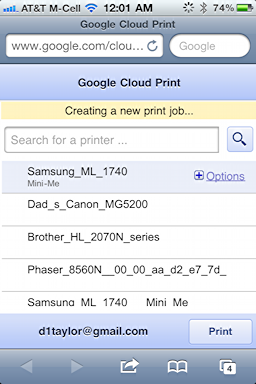 How to set up Google Cloud Print - Ask Dave Taylor