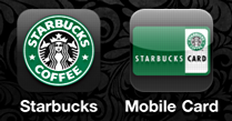 iphone starbucks mobile card new 3