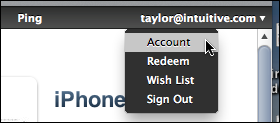 mac change itunes store app password 1
