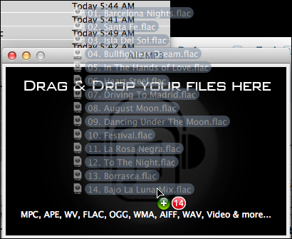 mac convert flac mp3 audio 2