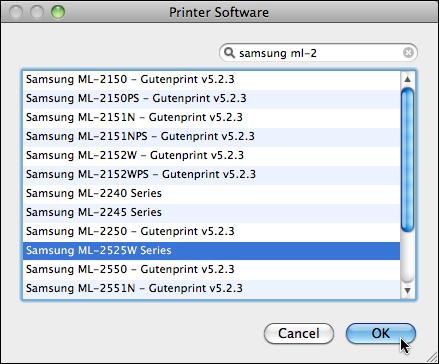 Printer Driver Samsung Ml 2010
