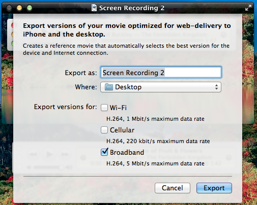 quicktime record screen 9