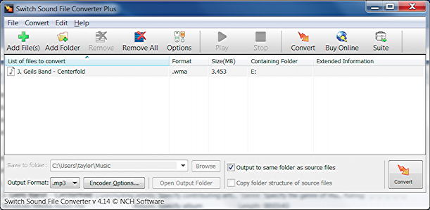 Convert WMA audio files to MP3 on my Windows PC? - Ask Dave Taylor