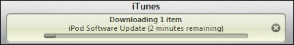windows 7 ipod reformat itunes 9