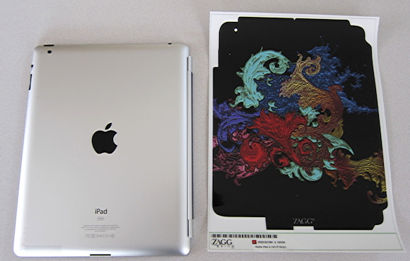 zaggskin ipad2 ready