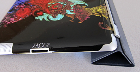 Review: ZAGG iPad 2 ZAGGskin - Ask Dave Taylor
