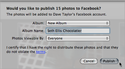 aperture fails facebook login sms 3