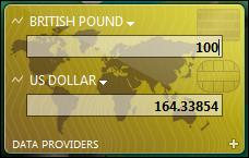 Exchange Rate Desktop Gadget Windows 7