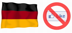 german facebook like banned