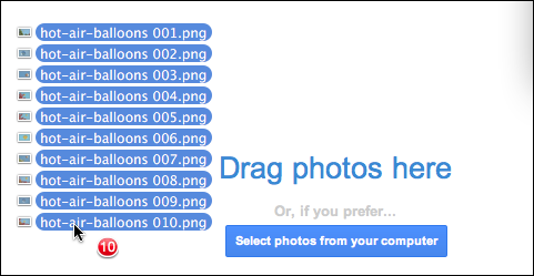 how to find your photos on google plus